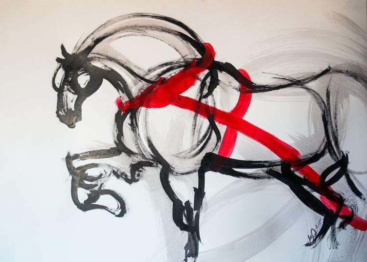 Cart Horse - Image 0