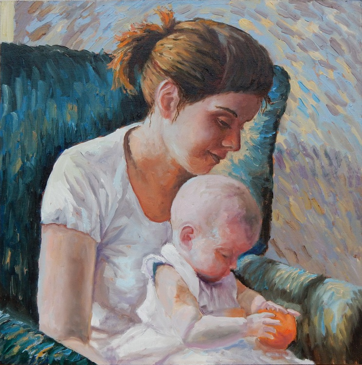 Mother with baby - Image 0