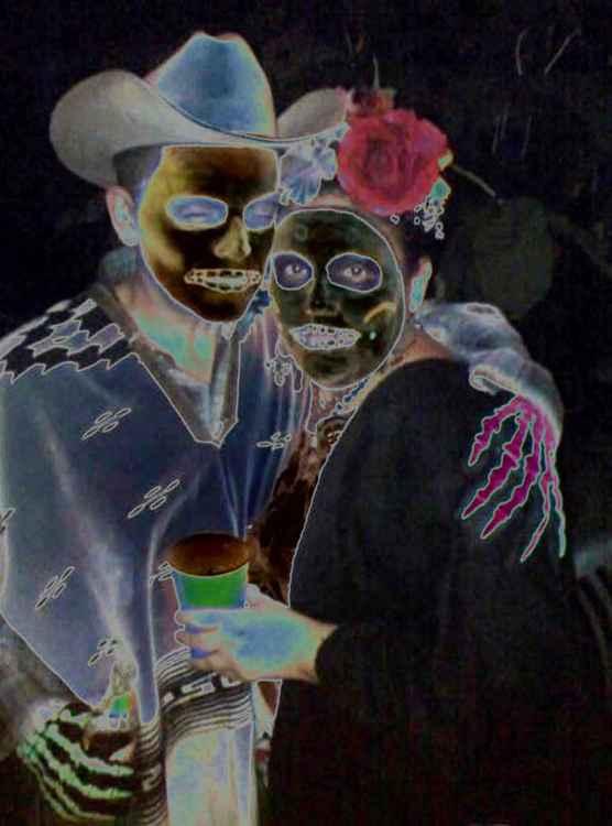 Los Muertos, 2008 • Victor Herminio Lopez • Ltd Edit. Lustre Print #1