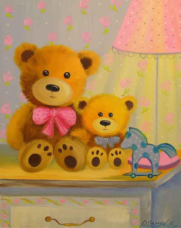Favorite toys -