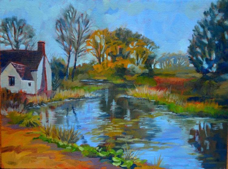Reflective pond - Image 0