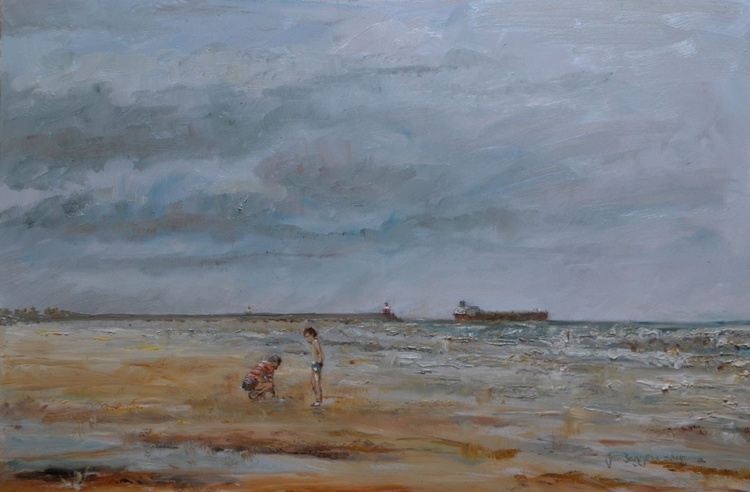 searching for shells - Image 0