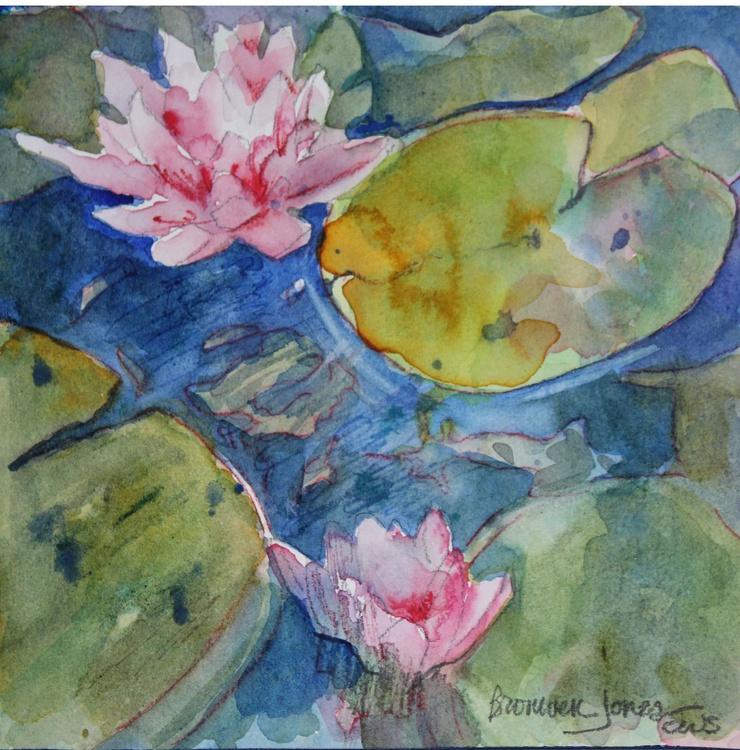 Lily study #4 - Image 0