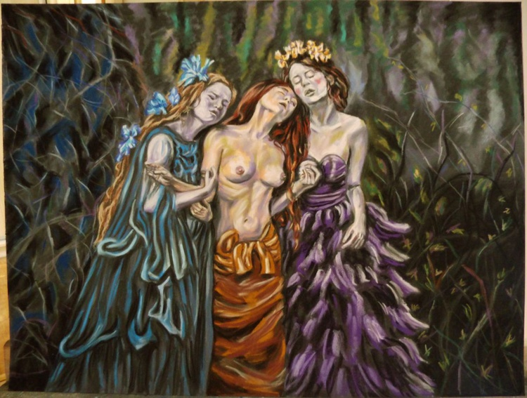 Forest nymphs - Image 0