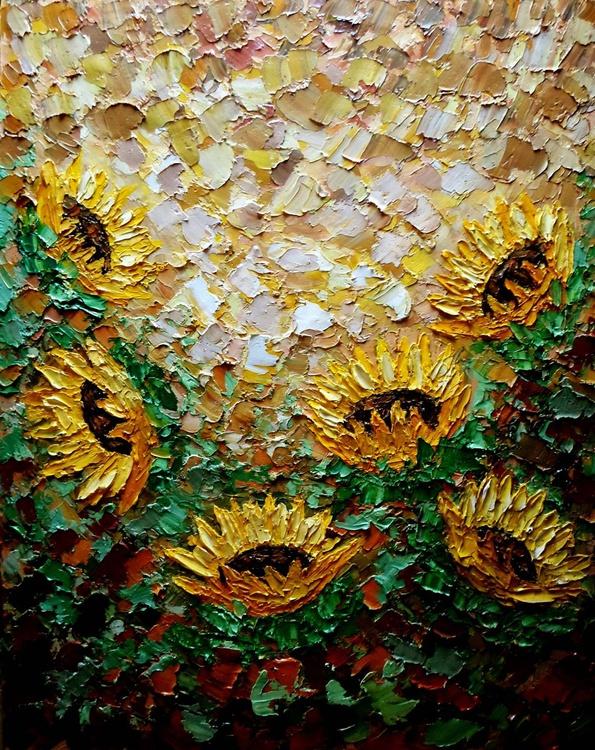 Golden rise - Image 0