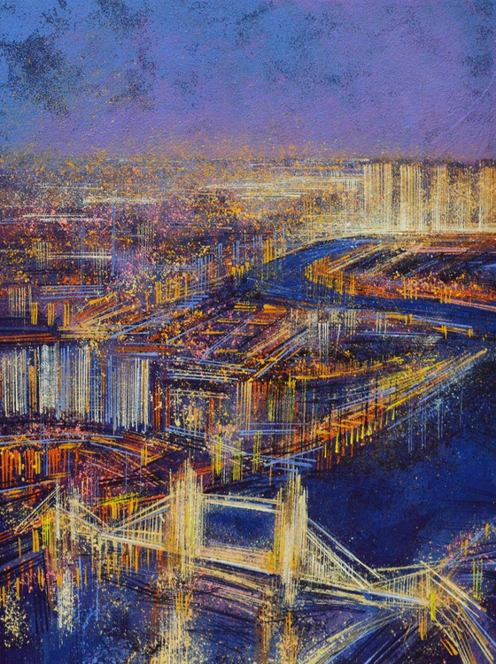 The City At Twilight - Image 0