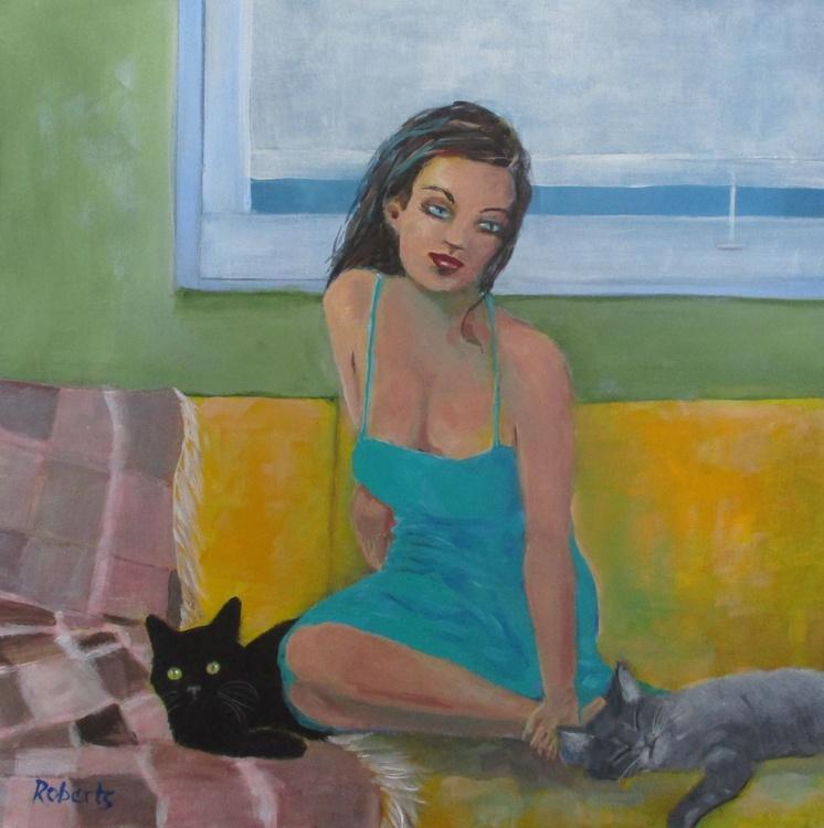 Cat woman - Image 0
