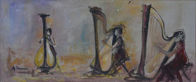 """The Harps"" - Image 0"