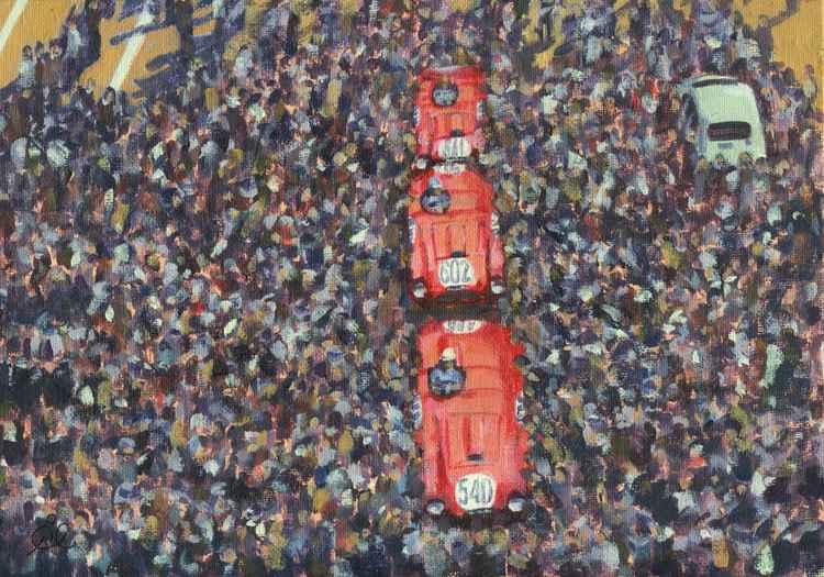 Mille Miglia 1954 -