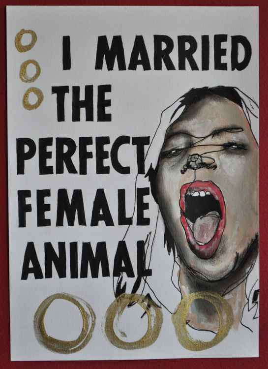 I MARRIED THE PERFECT FEMALE ANIMAL