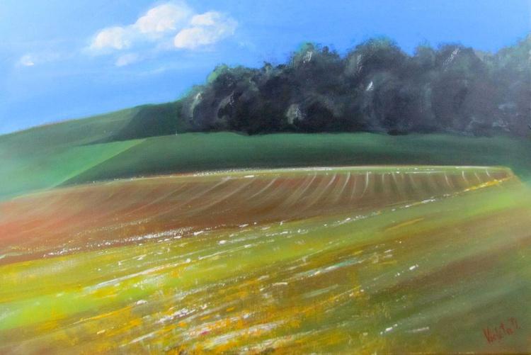 Sound of Music Landscapes: Golden Fields - Image 0