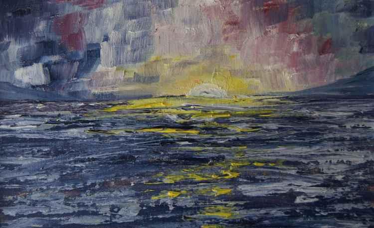 Sunset III -