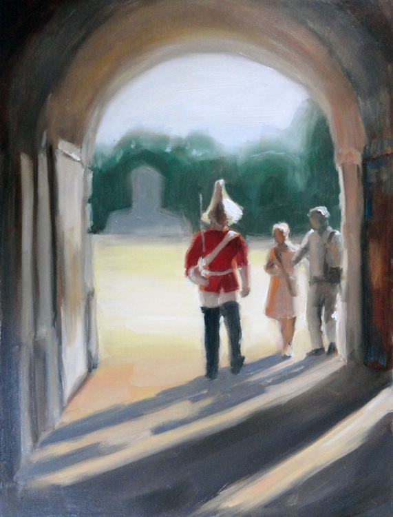 Changing Guard at Whitehall - Image 0