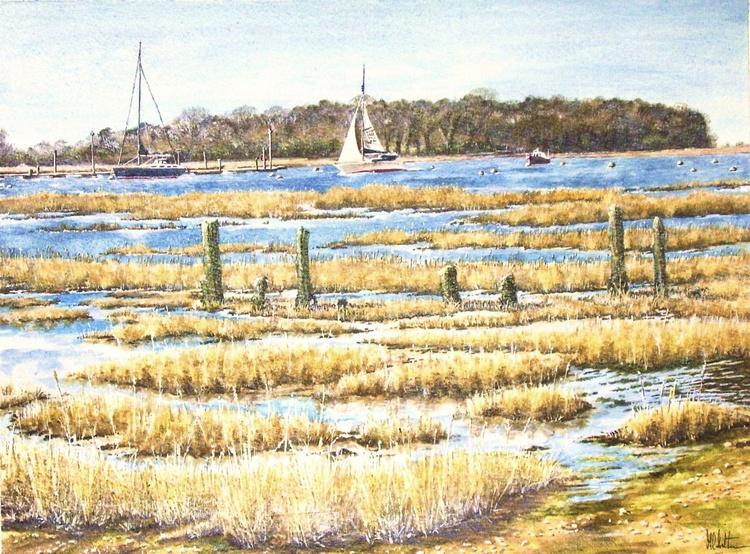 Cosham Estuary - Image 0