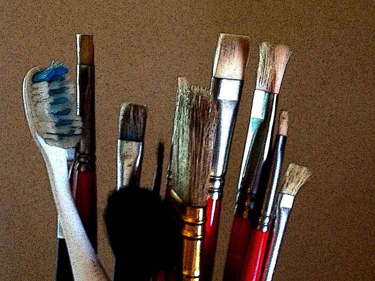 Brushes (30x22.5)