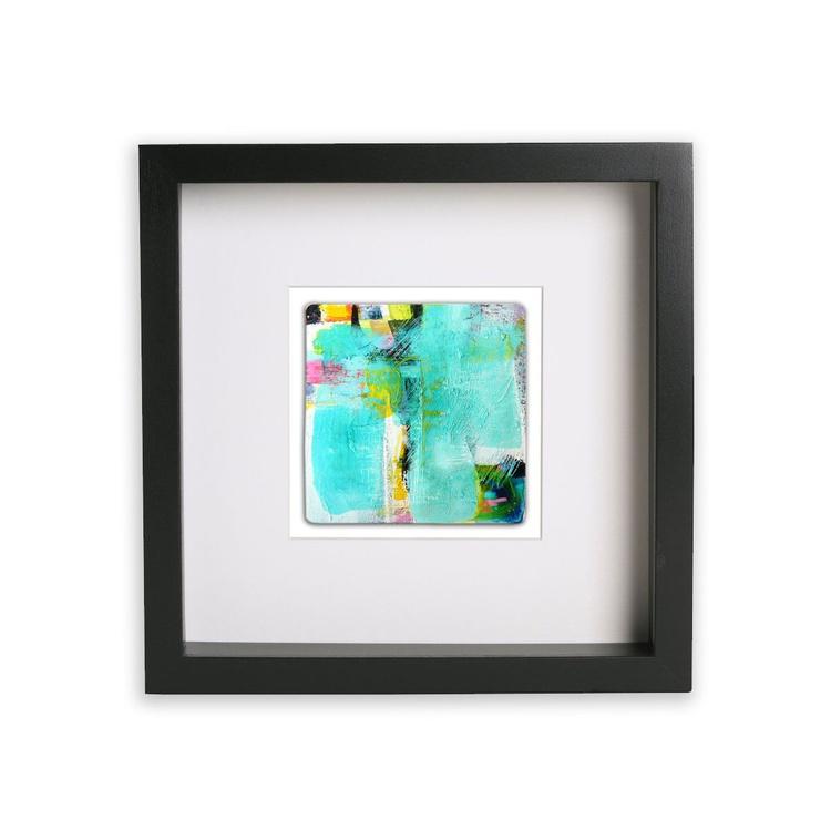 mini abstract #110 - Image 0