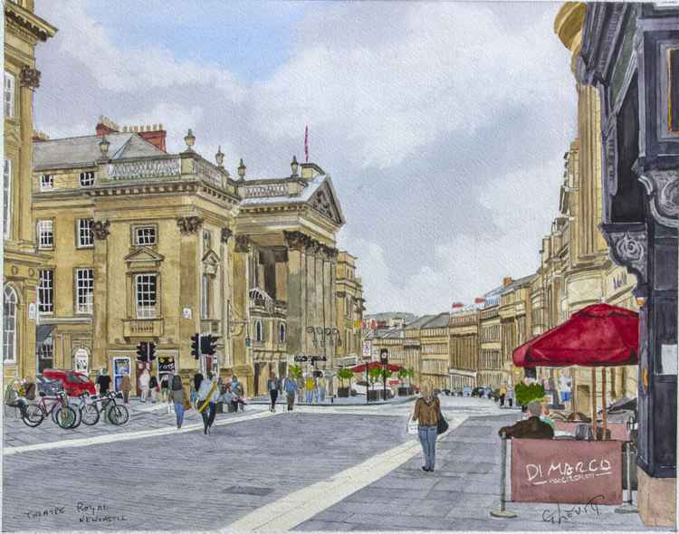 Theatre Royal Newcastle -