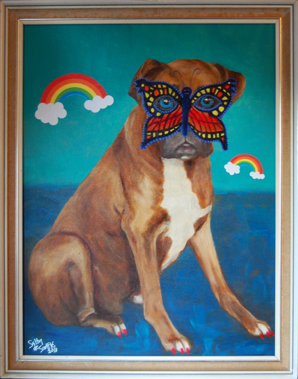 Butterfly Boxer - Image 0