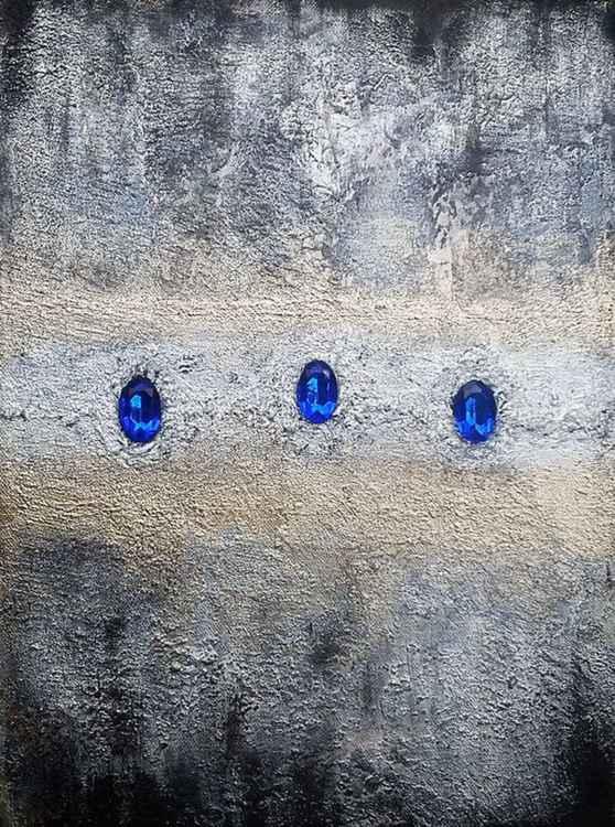 DIAMOND BLUE -