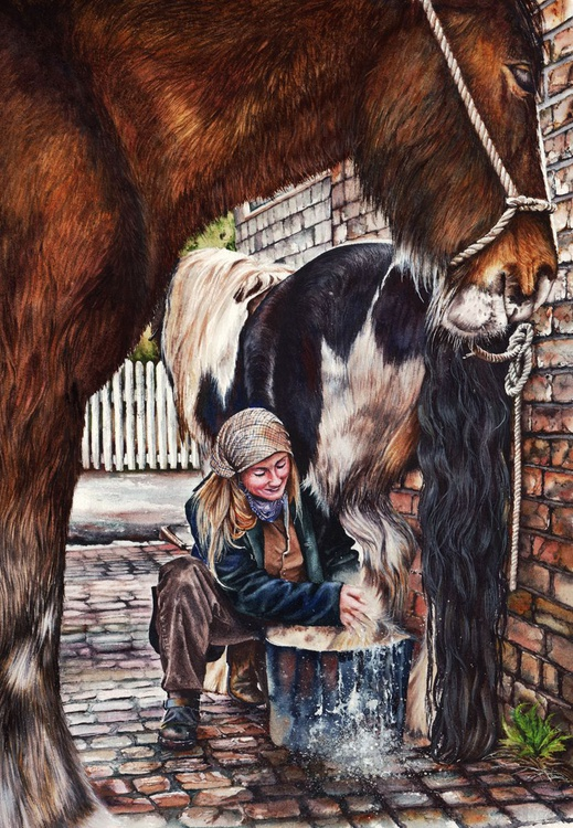 The Farriers Daughter - Image 0