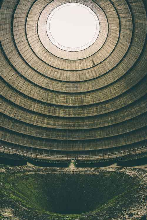 Cooling Tower V. -