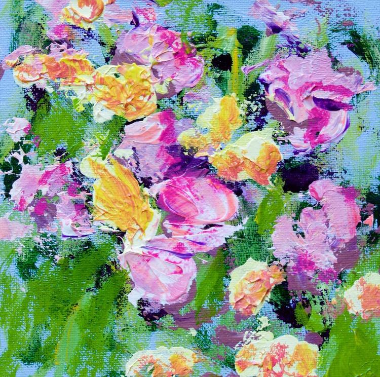 Kirstenbosch Garden 6 x 6  inches - Image 0