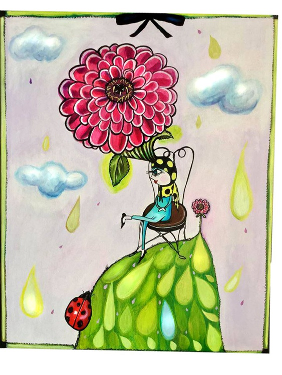 Zinnia Bug Fairy - Image 0