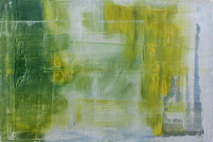 abstract N° 638 [yellow-green] - Image 0
