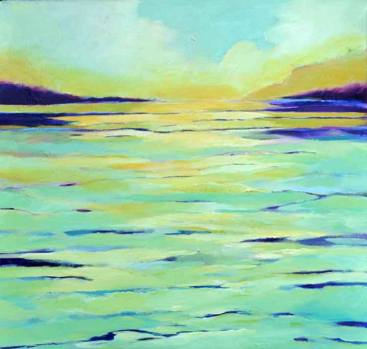 Turquoise Sea -