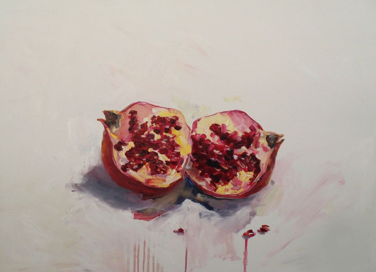 Heart of pomegranate - Image 0