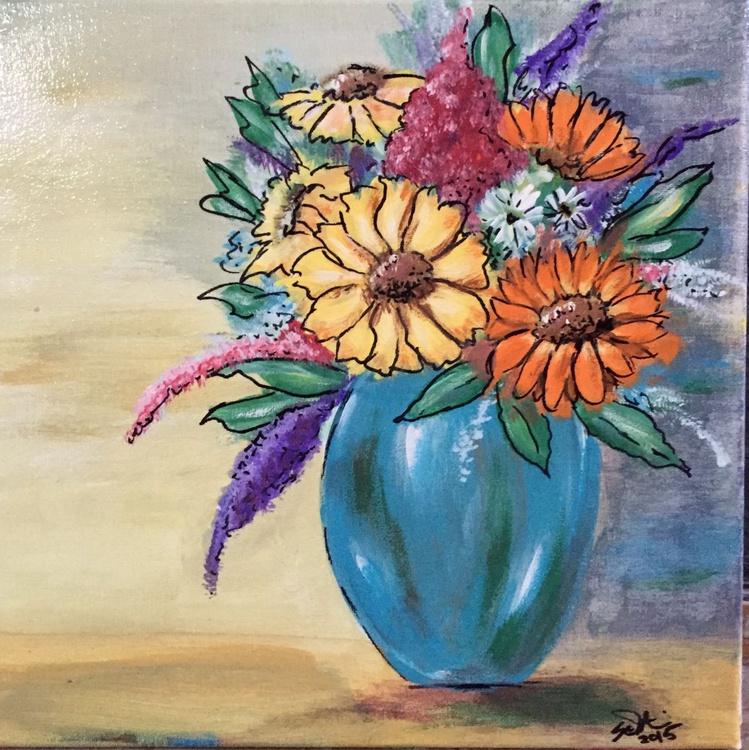 Vibrant bouquet - Image 0