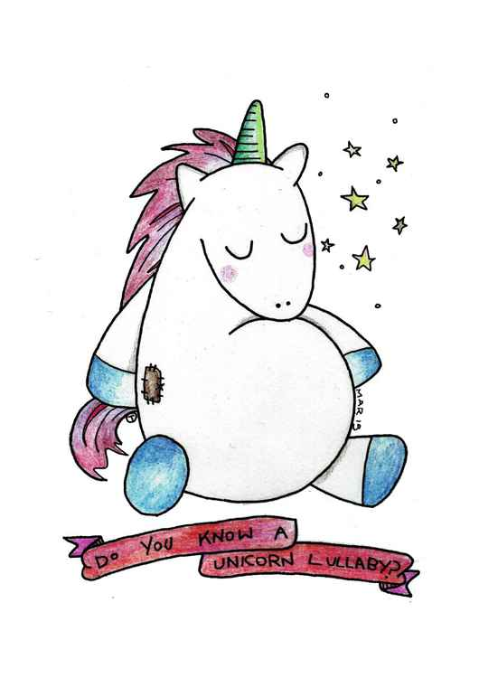 Do you know a unicorn lullaby?