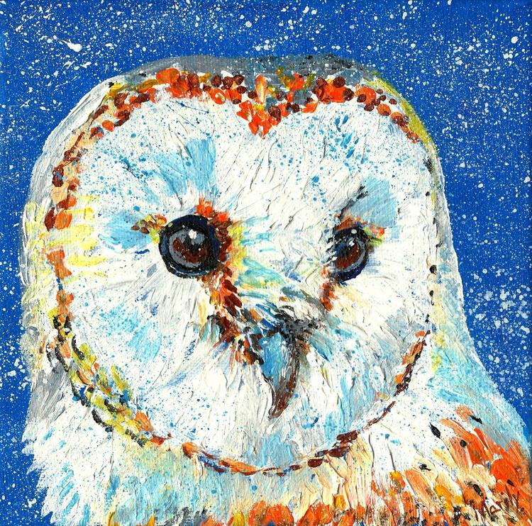 """'Barn Owl 2"" - Image 0"