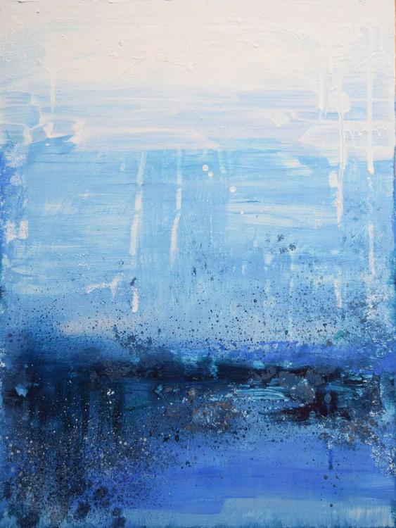 Nightfall / Abstract 60 cm x 45 cm. - Image 0