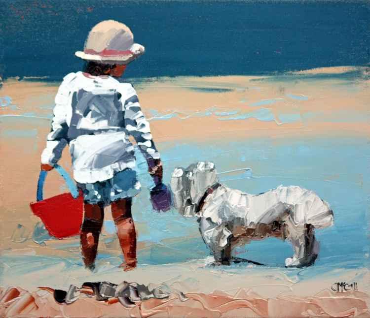 Sand Play Petite III -
