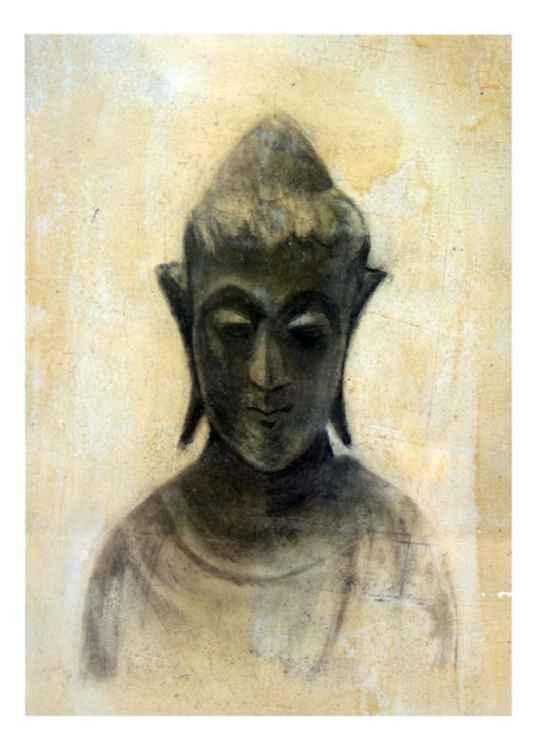 Yellow Buddha -