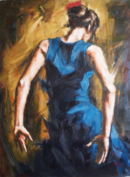 """ Dance "". FREE SHIPPING. - Image 0"
