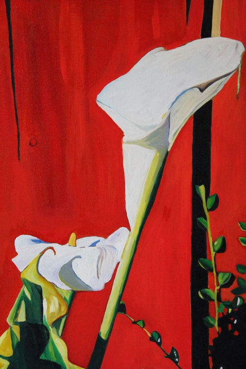 Fauvist Lily - Image 0