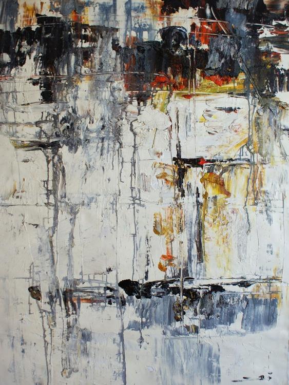 """Abstraction No. 44"" . FREE SHIPPING - Image 0"