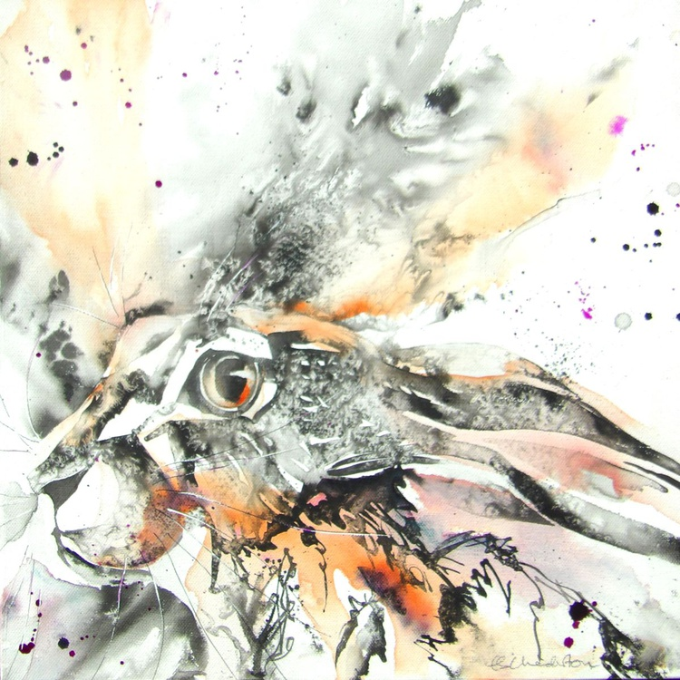 Even a hare insults a dead lion - Image 0
