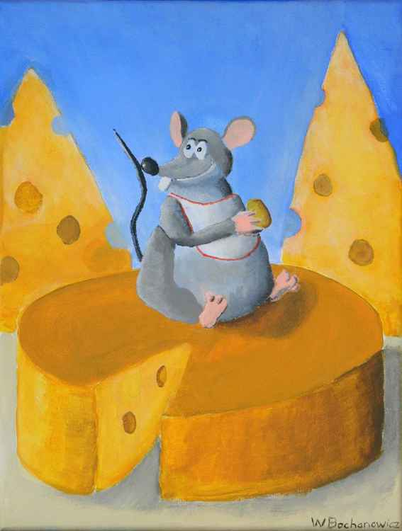 The Cheese Rat