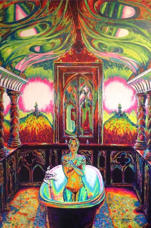 """""""Eliana"""" in the Witchery Bath. - Image 0"""