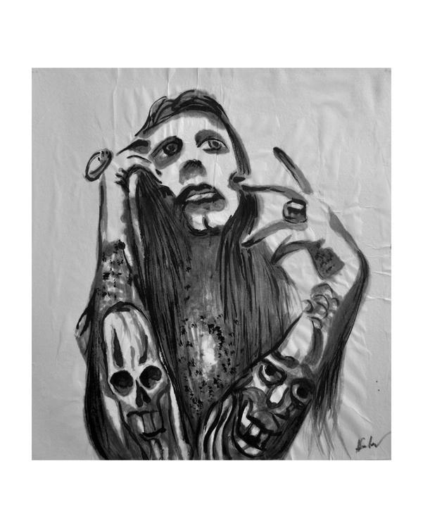 Contemporary Shaman - Marylin Manson - Image 0
