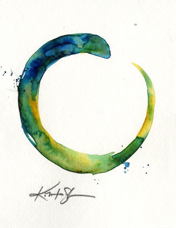 The Enso Of Zen . No17 - Image 0