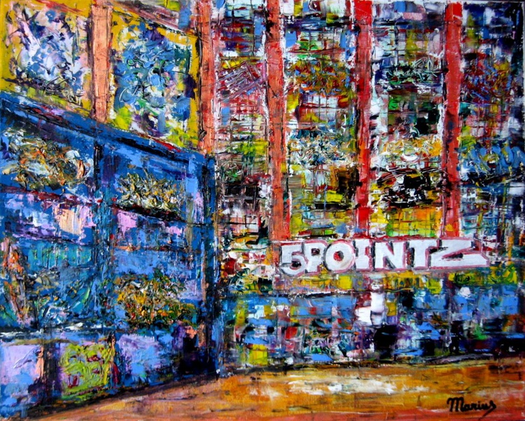 REMEMBER 5POINTZ (collection USA) - Image 0