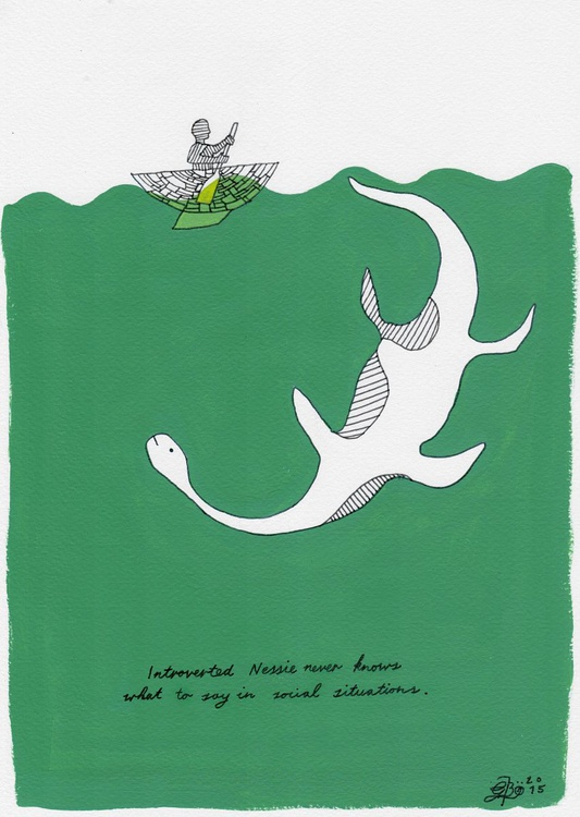 Introverted Nessie - Image 0
