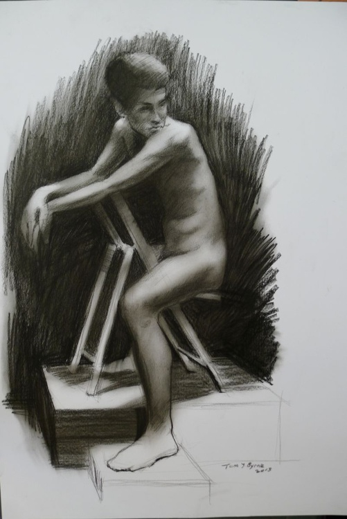 Florentine Male Model - Image 0