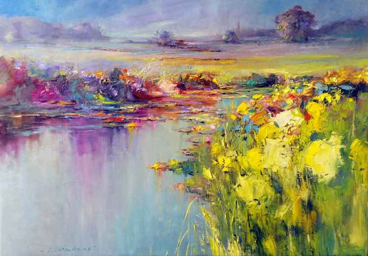 Story of Yellow Flowers -