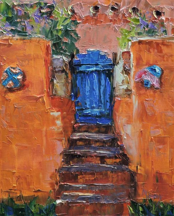 The Blue Door - Image 0