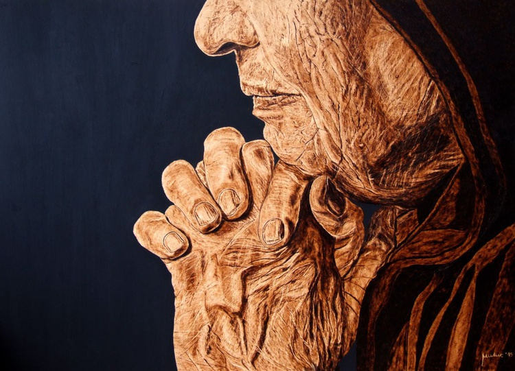 A Mother's prayer - Image 0